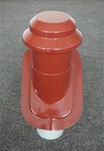 Odvětrávací taška plastová - plechové krytiny