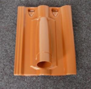 Solární taška průchozí - DN 75